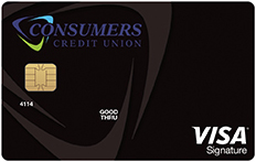 VISA Signature Rewards Card