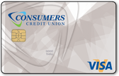 Visa Platinum Credit Card Sample